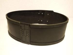 black kylo belt